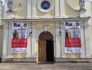 Banner na 1050lecie chrztu Polski