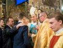 Bierzmowanie 2018 Bp Stanisław Salaterski