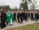 Odsłonięcie Tablicy Poległych Żołnierzy na cmentarzu parafialnym 18.11.2018