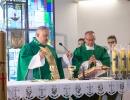 Odsłonięcie Tablicy Poległych Żołnierzy na cmentarzu parafialnym 18.11.2018-1