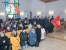 Odsłonięcie Tablicy Poległych Żołnierzy na cmentarzu parafialnym 18.11.2018-2