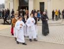 Odsłonięcie Tablicy Poległych Żołnierzy na cmentarzu parafialnym 18.11.2018-3
