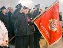 Odsłonięcie Tablicy Poległych Żołnierzy na cmentarzu parafialnym 18.11.2018-4
