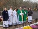 Odsłonięcie Tablicy Poległych Żołnierzy na cmentarzu parafialnym 18.11.2018-6